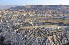 Areal Cappadocia Fotografering för Bildbyråer