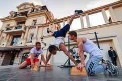 Areana della concorrenza di sport all'aperto Fotografia Stock Libera da Diritti