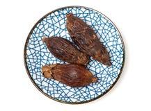 Areca χρησιμοποιημένος χορτάρι σπόρος φλούδας Στοκ Φωτογραφίες