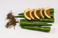 Areca noot, pinangnoot Stock Foto's