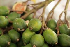 Areca nut in the market Royalty Free Stock Photos