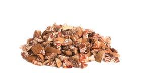 Areca nuts slide Stock Image
