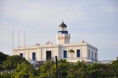 Arecibo Light House 1 stock photos