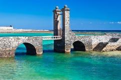 Arrecife, Lanzarote island Stock Photography
