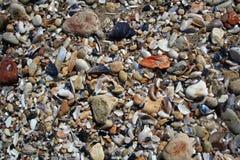 Areia áspera Fotos de Stock Royalty Free
