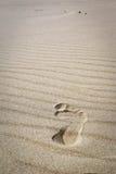 Areia Imagem de Stock