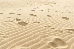 Areia Imagem de Stock Royalty Free