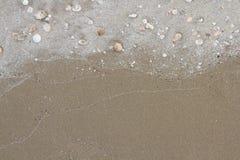 Areia Fotografia de Stock Royalty Free