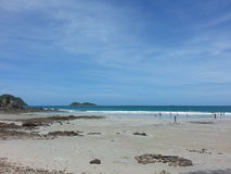 Areia Fotografia de Stock
