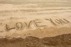 Areia como o fundo textured fotografia de stock royalty free