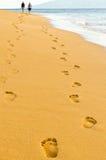Areia da praia. Imagem de Stock Royalty Free