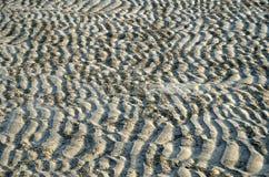 Areia da praia Fotos de Stock Royalty Free