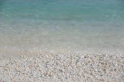 Areia de mármore Fotografia de Stock