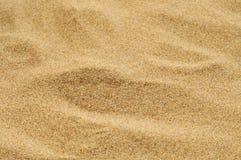 Areia de uma praia ou um deserto ou um sandpit imagem de stock