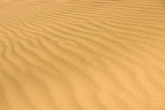 Areia do deserto Fotos de Stock