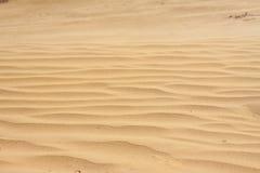 Areia do deserto Imagem de Stock Royalty Free