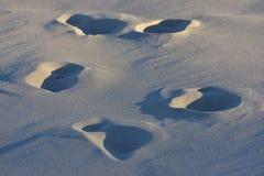 Areia dos passos in fine fotografia de stock