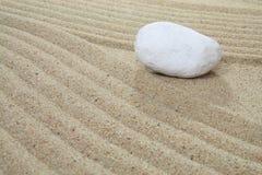 Areia e pedra Imagens de Stock