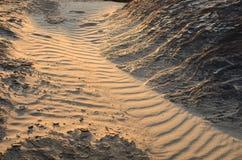 Areia e pedra na natureza imagem de stock royalty free