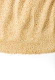 Areia granulado Fotografia de Stock