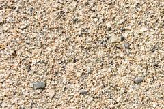 Areia seca Fotografia de Stock