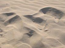 Areia v.2 Imagens de Stock