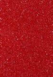 Areia vermelha Fotografia de Stock