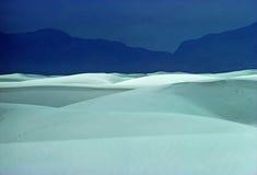 Areias brancas Foto de Stock