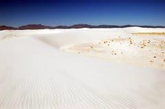 Areias brancas, nanômetro fotos de stock royalty free