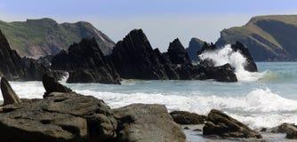 Areias de Marloes imagens de stock royalty free