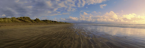 Areias de Saunton fotografia de stock