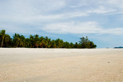 Areias do céu de Langkawi imagens de stock royalty free
