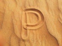 Areias do deserto Imagem de Stock