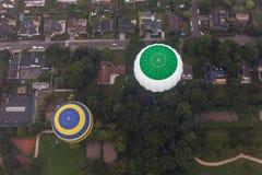 Areje o ballon Fotografia de Stock Royalty Free