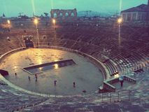 arena Foto de Stock