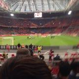 Arena Ajax de Amsterdão foto de stock