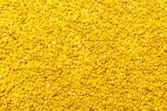 Arena amarilla Imágenes de archivo libres de regalías