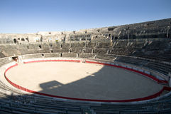 The arena of Arles, France Stock Photography