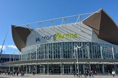 Arena Auckland - Nueva Zelanda del vector Imagen de archivo libre de regalías