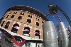 Arena Barcelona Royaltyfri Bild