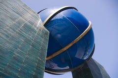 arena belgrade entrance sculpture Στοκ φωτογραφίες με δικαίωμα ελεύθερης χρήσης