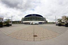 02 arena Berlín, Alemania Foto de archivo libre de regalías