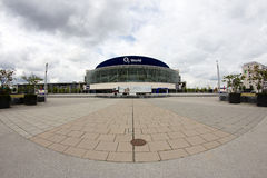 02 arena Berlin, Tyskland Royaltyfri Foto