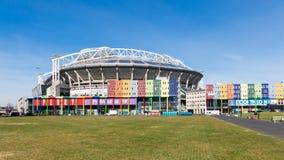Arena Boulevard, Amsterdam Zuidoost, Netherlands Stock Photos