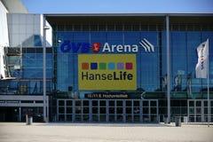 Arena Bremen de Ã-VB Fotografía de archivo