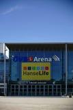 Arena Bremen de Ã-VB Imagen de archivo