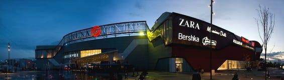 Arena Centar, Zagreb royalty-vrije stock afbeeldingen