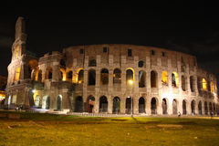 Arena Coloseum in Rome Italy Royalty Free Stock Photo