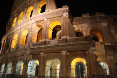 Arena Coloseum in Rome Italy Royalty Free Stock Image