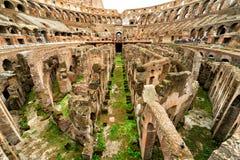 Arena Colosseum (coliseu) em Roma Fotos de Stock Royalty Free